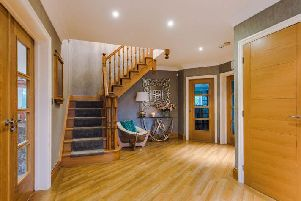 Entrance hall (credit:Arnold and Phillips Estate Agents)