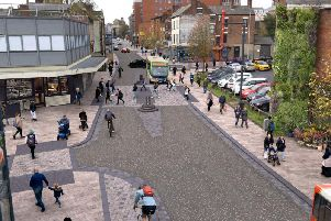 How Church Street could look after improvements
