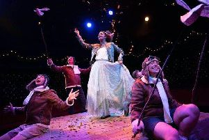 Cinderella: A Fairytale continues at The Dukes Theatre, Lancaster until January 11