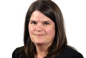 Windle councillor Gill Neal