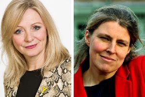 Tracy Brabin, left, and Rachael Maskell, right, who have been given shadow cabinet jobs.