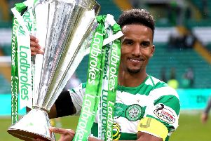 Scott Sinclair is set to sign for Preston from Celtic