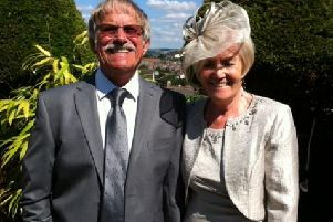 George and Doreen Culshaw, of Leyland