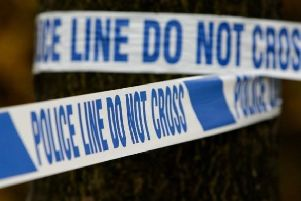 Police were called to reports that two people had been stabbed last night.