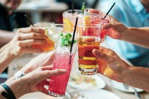 Cocktail bars. Image by Bridgesward from Pixabay