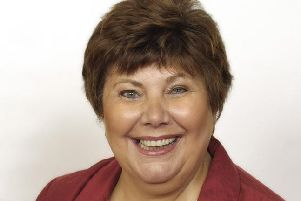 St Helens South and Whiston MP Marie Rimmer