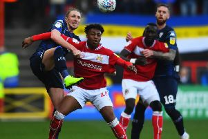 Bristol City striker Antoine Semenyo looks set to be the subject of a tug-of-war between Sunderland and Doncaster Rovers, who are both said to be keen on bringing 20-year-old in on loan.