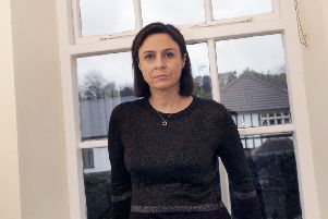 Lucy Rocca, who runs the Soberistas support group.