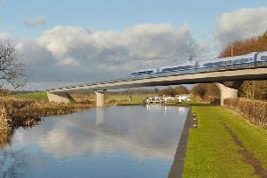 High speed rail is coming - but at what cost?