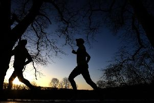 Parkrun organisers say the number of people has been climbing steadily with 460 runners on Boxing Day and 663 people showing up just two weeks later.