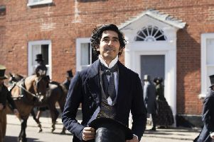 Now showing: The Personal History Of David Copperfield. Photo: Lionsgate/UKPA Wire