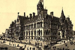 Manchester Assizes where Preston police constables were praised