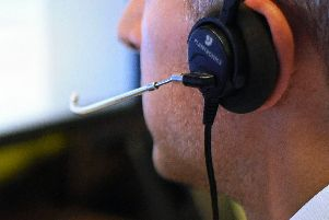 A record number of people were sent to A&E in Yorkshire and the Humber by the NHS 111 helpline in December.