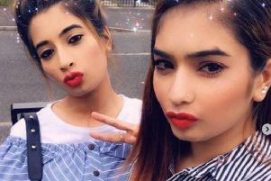 Maria and Nadia Rehman were killed by faulty gas heater, say police.