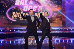 Would you like to appear on TV with Ant and Dec