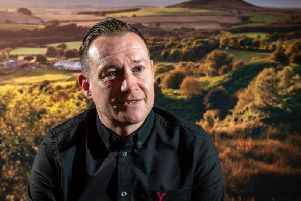 Welcome to Yorkshire's new chief executive James Mason wants more time to repay the 500,000 loan. Picture: Bruce Rollinson