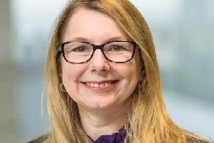 Suzanne Robinson,managingpartner for EY in Leeds