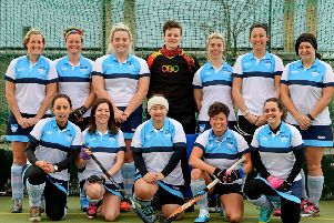 Batley Ladies will look to bounce back from their narrow defeat to Harrogate as they face home games against Northallerton and Leeds Adel in the Yorkshire Hockey Association this weekend. Picture: Paul Butterfield