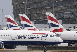 "British Airways has suspended all flights to mainland China after the Foreign Office warned against ""all but essential travel"" to the country"