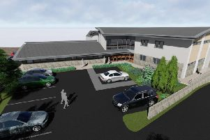 An artists impression of the new Whittle Surgery