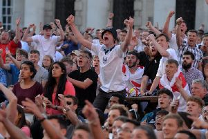 Watch England take on Croatia in the World Cup semi-finals at one of these lively Leeds haunts