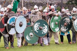 Heysham is set for a Viking invasion