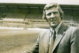 Ken Hale was delighted with the performance of Pools at Southport in 1975.