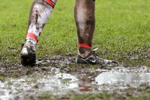 All football games on Council-run pitches have been postponed this weekend