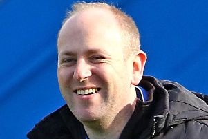 Lancaster City boss Mark Fell