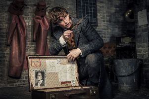 Now showing: Fantastic Beasts - The Crimes Of Grindelwald