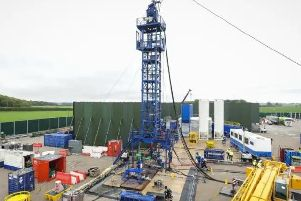 Cuadrilla's fracking site at Preston New Road