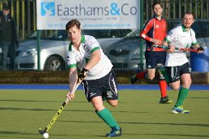 Nick Jeffs got on the scoresheet for Preston men's 2nds