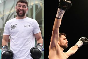 Scott Fitzgerland and Anthony Fowler are set to meet in March