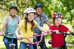 many children will have received bicycles for Christmas.