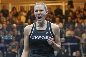 Laura Massaro in action at the Grand Central Terminal in NYC (photo: PS