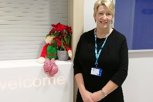 Gill Strachan is a consultant psychiatrist at the Ribblemere Unit at Chorley Hospital