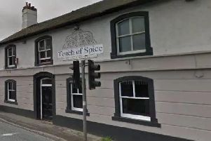 Touch of Spice in Garstang Road, Broughton, closed on January 21, 2019 after more than a decade in business.