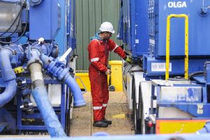 Cuadrilla has shut down work since December