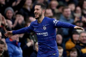 Chelsea will demand over 100m from Real Madrid for Eden Hazard