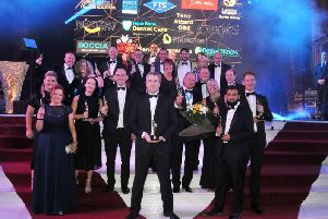 BIBAs winners all