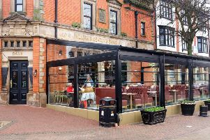 The Deacon has lost am appeal over its glazed extension