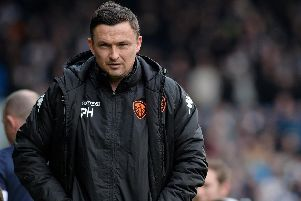 Former Leeds United head coach Paul Heckingbottom joins Hibernian.