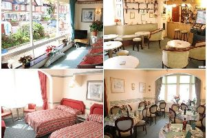 This 10-room guest house is up for sale in Blackpool - for 169,950