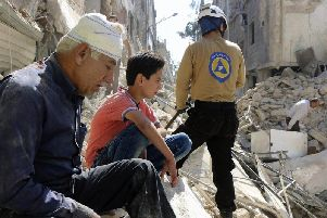 Bombings in Syria