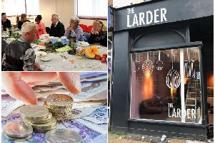 The Larder co-operative is set to open a new caf