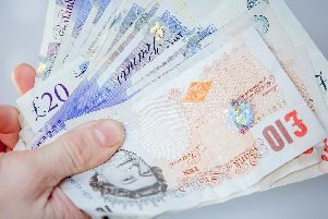 Changes to pension contributions are being made in April.