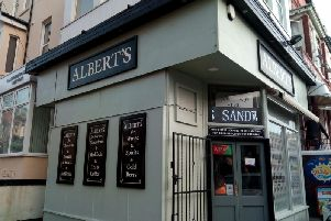 Alberts in Albert Road, Blackpool