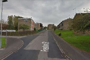 The man was knocked down as he crossed the road in Preston Street, Batley. Picture: Google