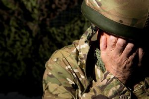 The Government does not monitor how many service personnel take their own lives