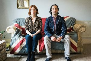 Alice Levine and Jack Sen in Sleeping With The Far Right